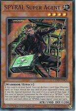 Yu-Gi-Oh: SPYRAL Super Agent - CYHO-ENSE1 - Super Rare Card - Limited Edition
