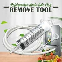 Kühlschrank Kühlschrank Abflusslochentferner Reinigung PVC Tool Kit Nützlich