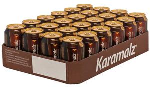 Malt Beverage - KARAMALZ 24 CANS x 330ml (GERMANY) - CLASSIC