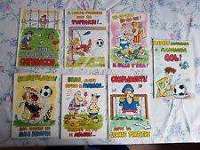 JACOVITTI,  7 Biglietti di auguri Umoristici del 1990