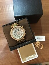 Women's Michael Kors Mk5491 Rose Gold Watch