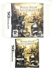 Le seigneur des anneaux l'âge des conquêtes / Jeu Sur Nintendo DS, 3DS, 2DS