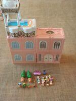 Vintage Polly Pocket Bluebird 1999 Mattel Dream Builders Deluxe Mansion C1