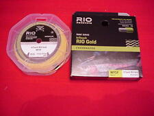 Rio In Touch Gold WF5F Fly Line GREAT NEW