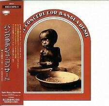 GEORGE HARRISON - CONCERT FOR BANGLADESH (2 MINI LP AUDIO CDs OBI) FREE SHIPPING