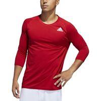 adidas Men's Fielder's Choice 2.0 3/4 Baselayer Baseball Undershirt