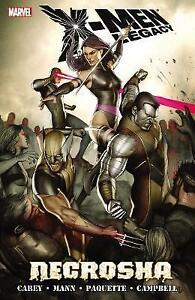 X-Men Legacy: Necrosha (English) Paperback