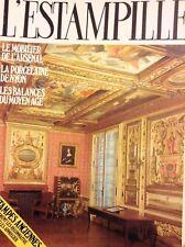 L'Estampille French Art Magazine Porcelaine De Nyon Novembre 1985 011718nonrh