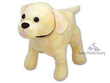 Labrador Puppy Toy Cute Boys Girl - Sewing PATTERN - Funky Friends Factory