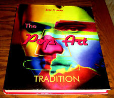 POP ART TRADITION MASS-CULTURE WARHOL LICHTENSTEIN HOCKNEY ARTISTS PSYCHEDELIC