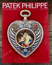 PATEK PHILIPPE Magazine Volume 1 One Number 12 Twelve Pocket Watch Complications