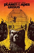 Planet of the Apes: Ursus by David Walker