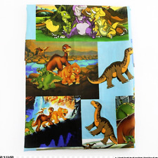 Land before Time Dinosaurs Fabric 1m x 1.4m Poly Cotton