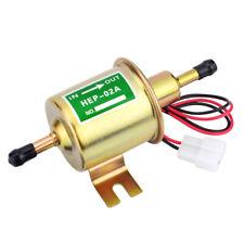 HEP-02A 12 V Universal Kraftstoffpumpe Benzinpumpe Benzin Diesel Dieselpumpe 8mm