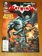 BATWING #16 DC COMICS NEW 52 NM (9.4)