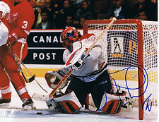Jose Theodore Montreal Canadiens signed 8 X 10 Photo w/COA