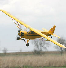 1/8 Scale Piper J-3 Cub Plans, Templates and Instructions 55ws