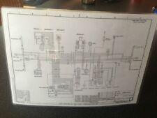 SUZUKI GS 400 Wiring diagram.