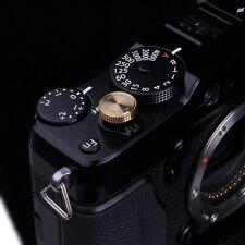 Gariz NEW Gold Soft Shutter Release button for Leica Fujifilm Contax camera