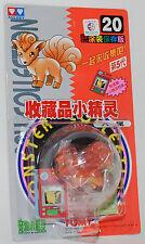 Pokemon Auldey Tomy Mni Pocket Figure Monster 1998 Vintage rare #20 VULPUIX
