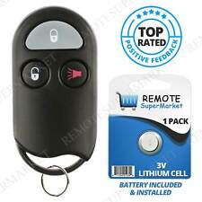 Replacement for Nissan 1998-2000 Frontier 1996-98 Pathfinder Remote Car Key Fob