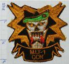 VIETNAM WAR MLT-1 CCN GREEN BERET COMMAND & CONTROL NORTH PATCH