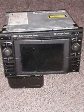 Ford Radio GPS System 7m5035191a Galaxy Mk II  CD Car Radio and CD CHANGER