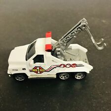 Vintage Matchbox Tow Wrecker Truck Metro 1 #45 Great!