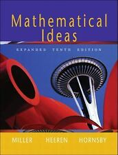 Mathematical Ideas Book by Charles D Miller