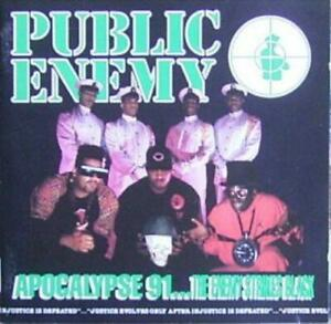 Public Enemy : Apocalypse 91...the enemy strikes back CD FREE Shipping, Save £s