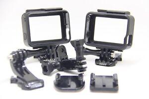 GoPro HERO7, HERO6, HERO5 Frames x 2. - 100% Original + Accessories