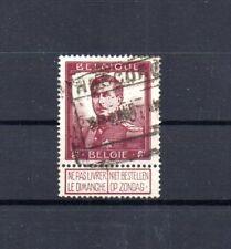 Roi ALBERT Ier - numéro 122 - oblitéré - cote de 32,50 euros.