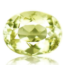 1.35ct 100% Natural earth mined extremely rare aaa yellow color beryl aquamarine
