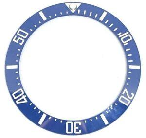 CERAMIC BLUE BEZEL INLAY FOR DEEPSEA SEA DWELLER 44MM
