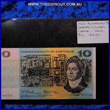 1966 Australian Ten Dollar Notes Unc