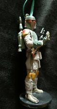 Disney Star Wars Boba Fett Christmas Ornament original