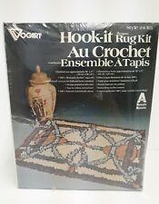 Vogart Crafts Hook It Latch Hook Rug Kit 20 x 27 Style #4315 New