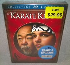 The Karate Kid & The Karate Kid Part 2 (2010, Canada) Collector's Edition NEW
