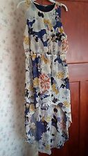 Atmosphere ladies dress, flowery,size 16,new with tag