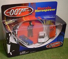 Johnny Lightning de James Bond 007 40th aniversario heroico caballos de fuerza