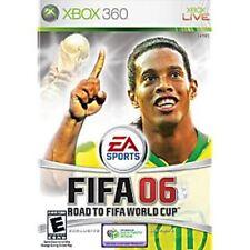 New: FIFA 2006 - Xbox 360: Xbox 360, Xbox 360 Video Game