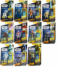 Hasbro Star Wars: Saga Collection Action Figures