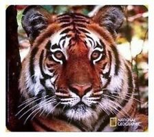 New National Geographic Tiger Pictorial Mouse Pad Mats Mousepad Hot Gift