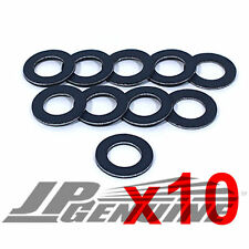 LOT OF 10PC OIL DRAIN PLUG CRUSH WASHER GASKETS 90430-12031 - TOYOTA