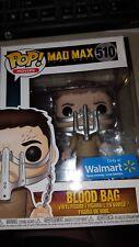 FUNKO POP! MOVIES MAD MAX FURY ROAD #510 BLOOD BAG WALMART EXCLUSIVE
