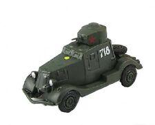 Fabbri 1:72 Soviet Fai Armored Car - Summer Camouflage, #Emra56