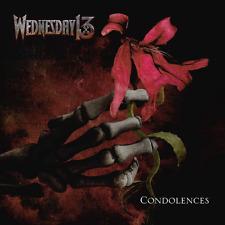 WEDNESDAY 13 Condolences cd