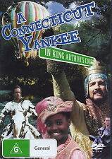 A Connecticut Yankee In King Arthur's Court - Adventure / Family - NEW DVD