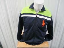 Vintage Ralph Lauren Polo 2011 U.S. Open Championships Nyc Medium Zip-Up Jacket