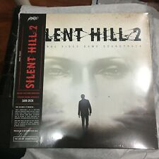 Silent Hill 2 Soundtrack 180g Fog + Red & Black Swirl Vinyl LP MONDO KONAMI NEW